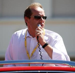 Christian Prudhomme, Director of the Tour de France