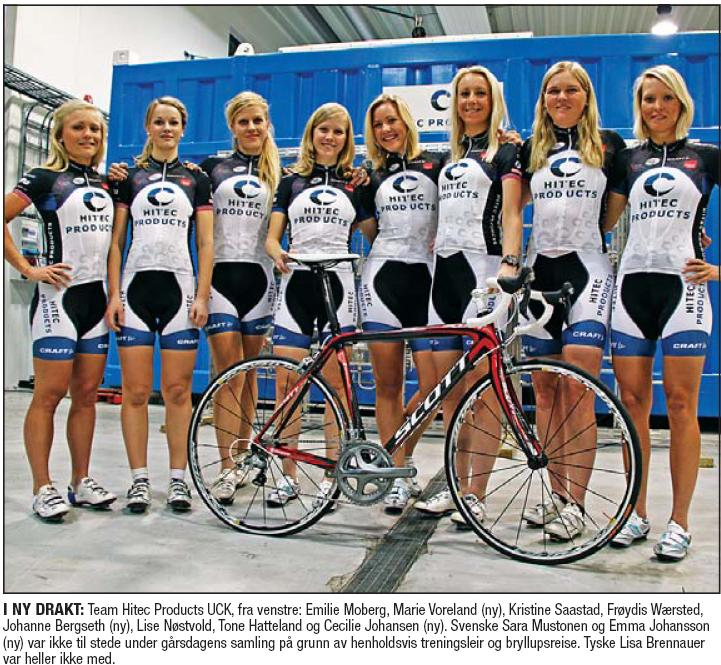Press Release Monday Hitec Products Women S Team