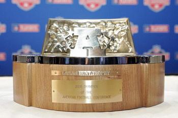 Afc Championship Trophy