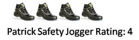 Four safety shoes for Nys? Doing this depresses me.
