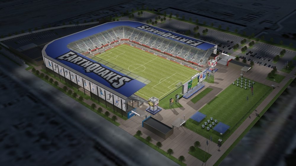 The San Jose Blog Earthquakes Stadium Groundbreaking