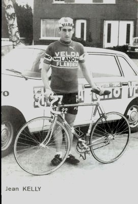Sean Kelly Flandria - Photo: Pierre Dieterle