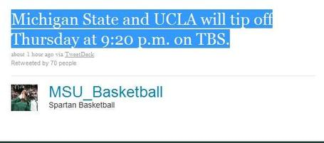 Uclamsugametime