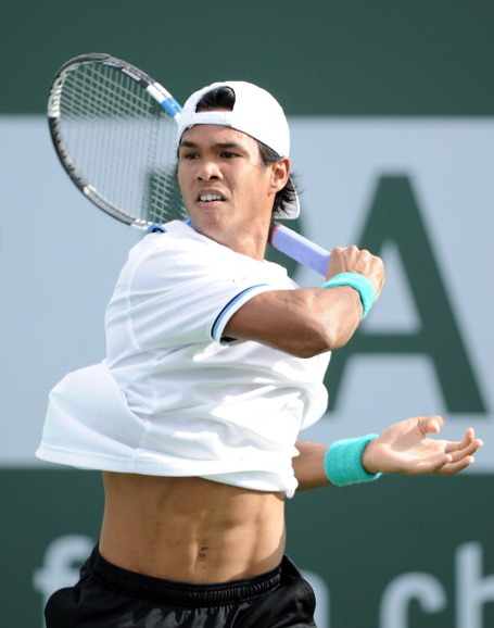 Somdev Devvarman / Harry How, Getty Images