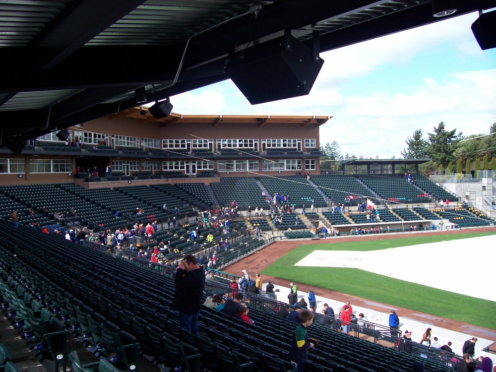 Cheney Stadium Tickets and Seating chart
