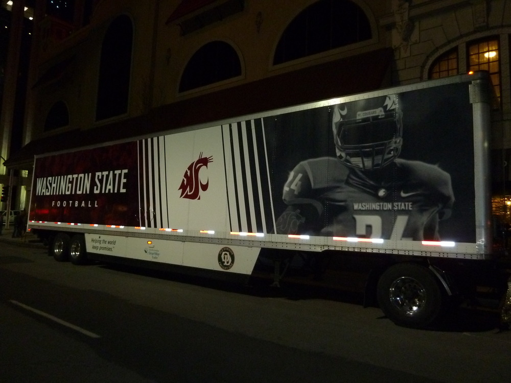 Football Toy Trucks : Washington state reveals new uniforms for all sports