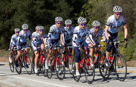 Team TIBCO women's cycling