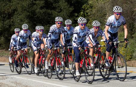 Team TIBCO women's cycling