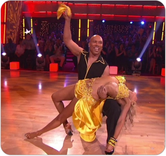 hines ward dwts pictures. Hines Ward - 7/7/7