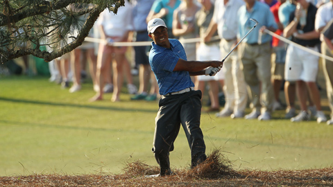 Tiger Woods Injured His Achilles Tendon