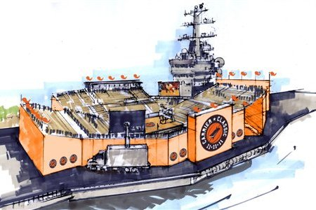 The About Biggest Naval Vessels Aircraft Carriers Migflug