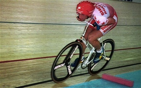 Greame Obree - (c) Getty Images