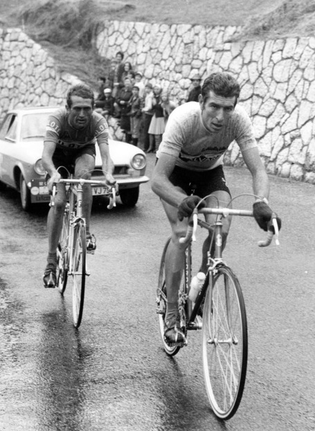 1969 Giro, Gimondi and Zillioli