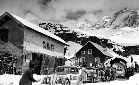 Passo Rrolle, 1939 Giro, Valettie and Bizzi