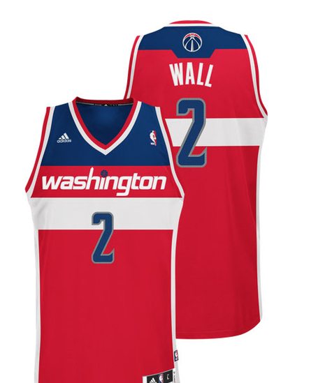 Washington Wizards New Uniforms 2011