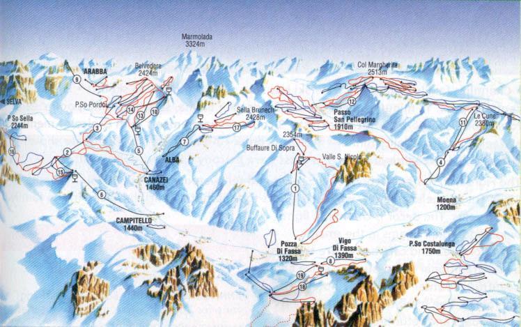 Giro Stage 15 Preview: Conegliano - Gardeccia/Val di Fassa, 229km ...