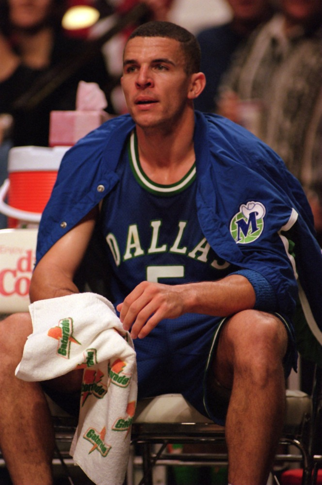 Jason Kidd Is Finally The Dallas Mavericks' Savior, And It Only ...
