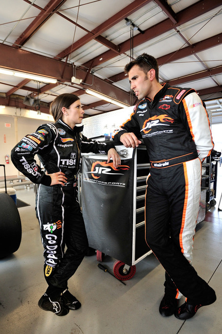2011_chicagoland_june_nns_practice_aric_almirola_danica_patrick_medium