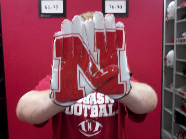 Adidas Nebraska Gloves
