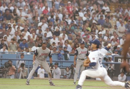 Chan_ho_park___chuck_finley_1st_dodgers-angels_game_medium