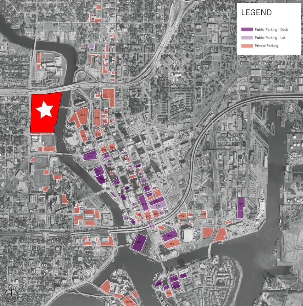 Warriors Proposed New Stadium Location: DRaysBay Stadium Proposal, Part 1: Location, Location
