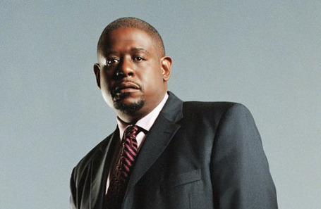 Actor Forest Whitaker (except without the weird eye thing)