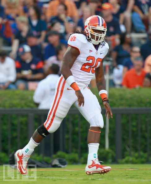 clemson away jerseys