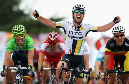 Mark Cavendish, Tour de France