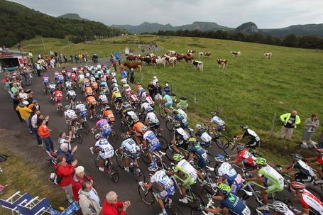 Tour de France, Stage 8, Super Besse.