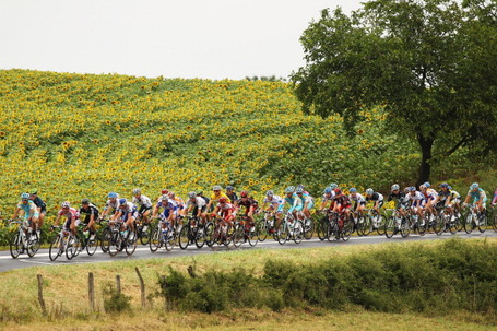 Tour de France 2011, stage 9, Saint-Cloud. Photo: Bryn Lennon/Getty.