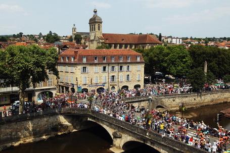 Tour de France 2011, stage 10, Carmaux. Photo: Bryn Lennon/Getty.