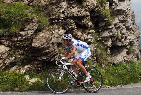 Jérémy Roy, Français des Jeux, Tour de France, Stage 13, Lourdes. Photo: Bryn Lennon/Getty.