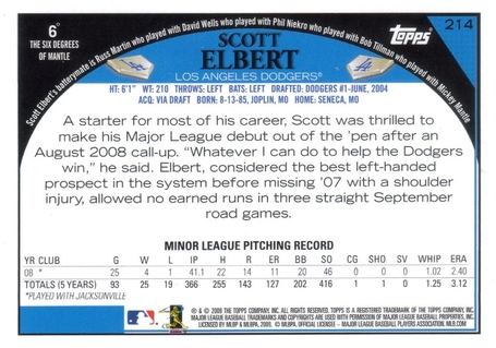 Scott Elbert