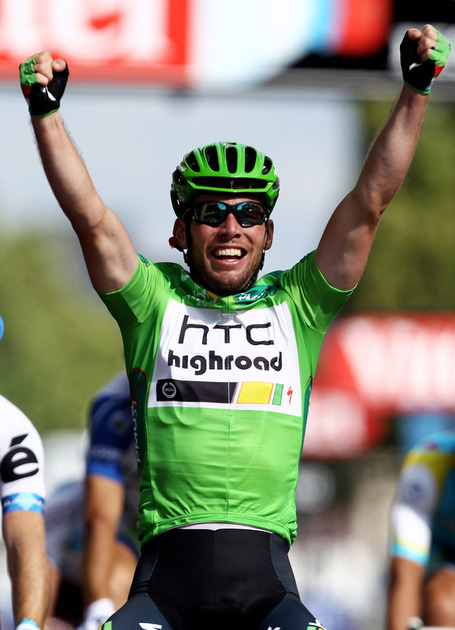 Mark Cavendish (Getty Images)