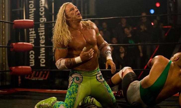 Рестлинг в кино Рестлер (The Wrestler, 2 8) - YouTube