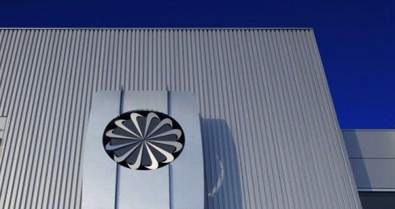 Aircraft Hangar Ventilation : Years of swoosh from nike air to airplane hangars