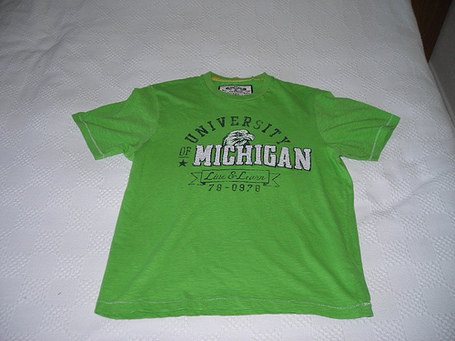 U_of_m_eagles_shirt_medium