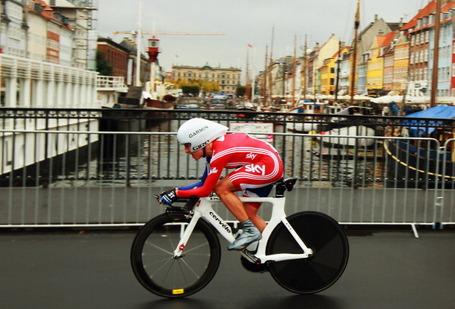 Emma Pooley, Cycling World Championship, Copenhagen