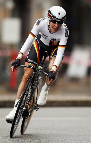 Judith Arndt, Cycling World Championship, Copenhagen
