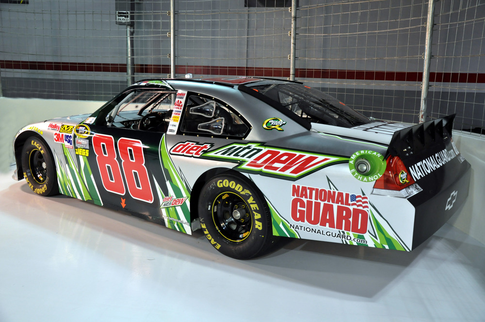 Want To See Dale Earnhardt Jr.\'s New Paint Scheme For The 2012 ...