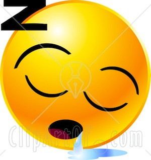 22152_yellow_emoticon_face_sleeping_and_drooling_with_a_puddle_of_liquid_medium