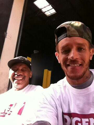where is delonte west today