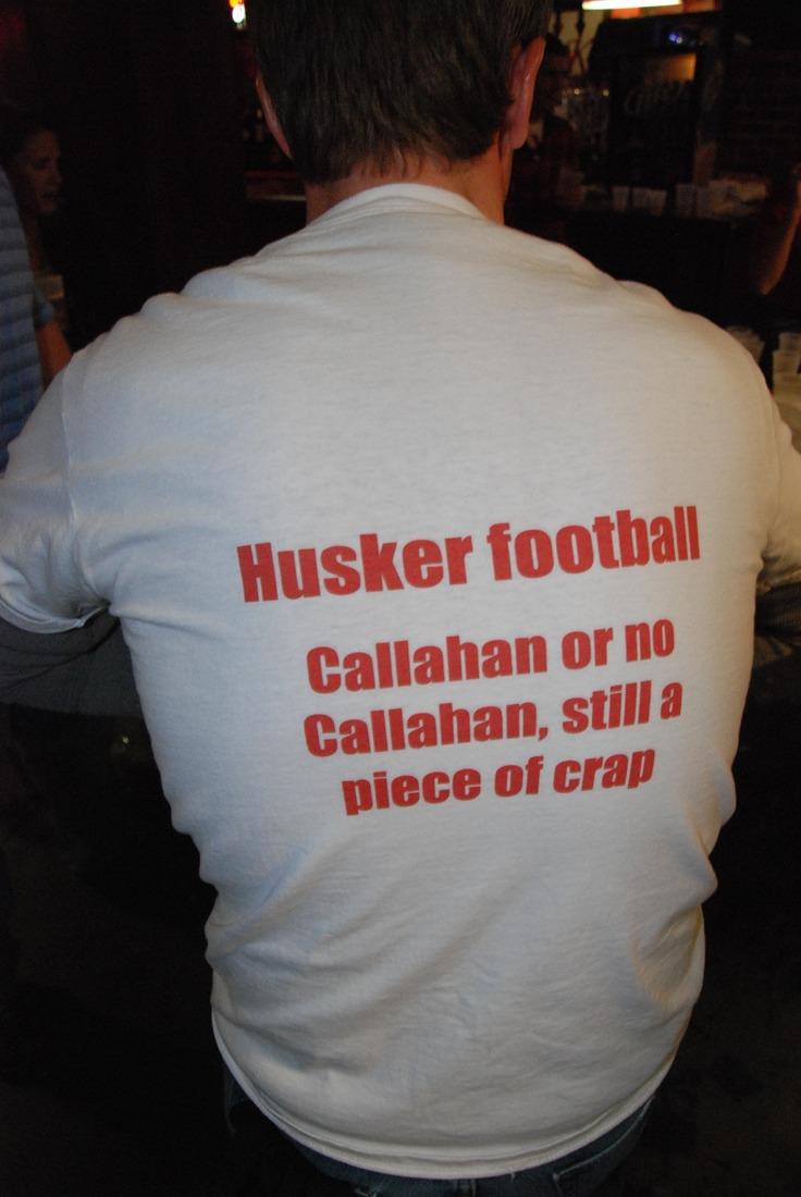 Callahan Crap Shirt
