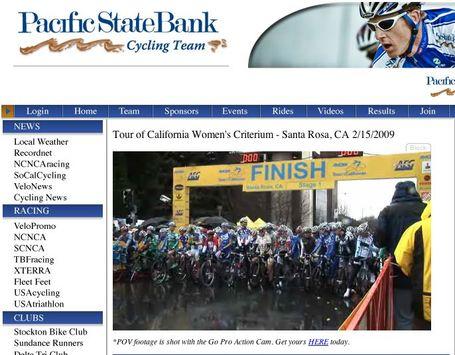 2009 tour of california women's crit