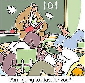 Class! Class!