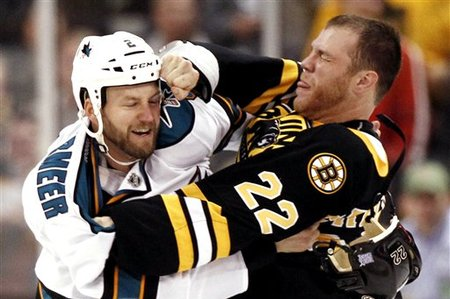 Bruins Hockey Fights is This a Hockey Fight Between