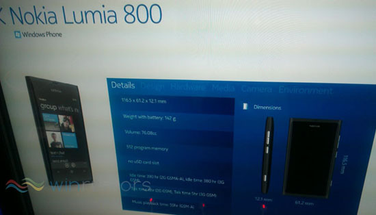 Nokialumia800