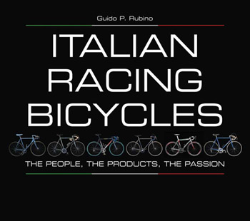 Italian racing bicycles cover