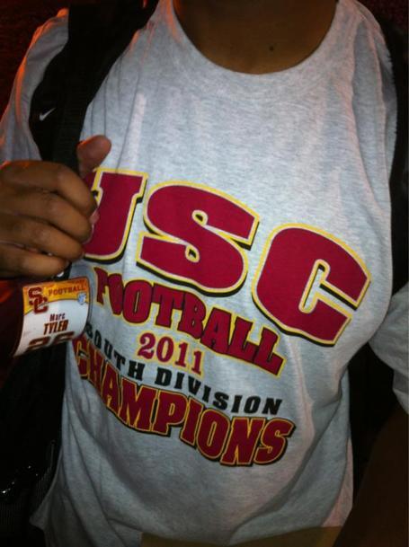 Usc_trojans_pac_12_south_champions_t_shirt_medium