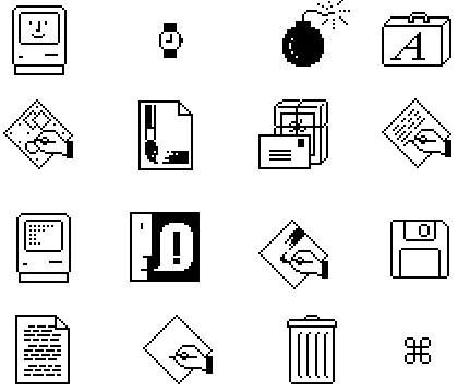 Apple-icons